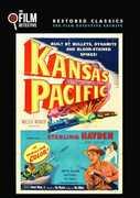 Kansas Pacific , Sterling Hayden