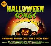 Halloween Songs /  Various [Import] , Various Artists
