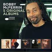 5 Original Albums by Bobby McFerrin , Bobby McFerrin