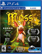 Moss: VR for PlayStation 4