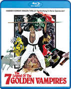 The Legend of the 7 Golden Vampires , Peter Cushing