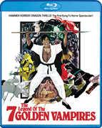 The Legend of the 7 Golden Vampires , Peter Cushing