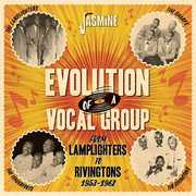 Evolution Of A Vocal Group: From Lamplighters To Rivingtons 1953-1962/  Various [Import]