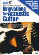 Innovations for Acoustic Guitar , Muriel Anderson