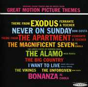 Great Motion Picture Themes , Various Artists