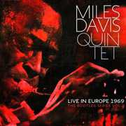 Live In Europe 1969: The Bootleg Series, Vol. 2 [3CD/ 1DVD] , Miles Davis