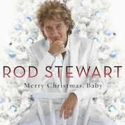 Merry Christmas Baby [Deluxe Edition] [CD/ DVD] , Rod Stewart