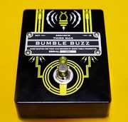 Third Man Records Black Bumble Buzz Guitar Pedal