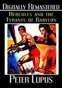 Hercules & the Tyrants of Babylon , Peter Lupus