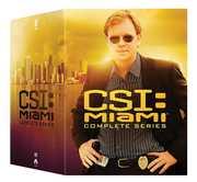 CSI Miami: The Complete Series , David Caruso