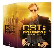 CSI Miami: The Complete Series , David Caruso