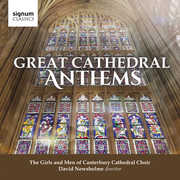 Great Cathedral Anthems , Boyce