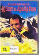 40 Guns to Apache Pass [Import] , Audie Murphy