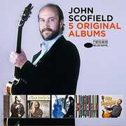 5 Original Albums by John Scofield , John Scofield