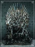 Game of Thrones Puzzle: Iron Throne