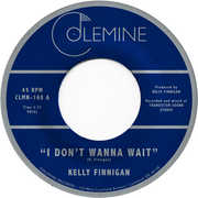 I Don't Wanna Wait , Kelly Finnigan