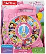 Fisher Price - Little People - Disney Princess See 'N Say
