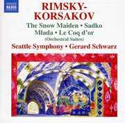 Orchestral Suites: Snow Maiden , Gerard Schwarz