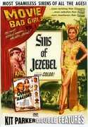Movie Bad Girls Volume 1: Sins of Jezebel /  Queen of the Amazon , Paulette Goddard
