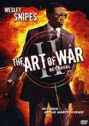 The Art of War II: Betrayal , Athena Karkanis