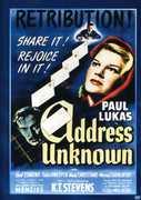 Address Unknown , K.T. Stevens