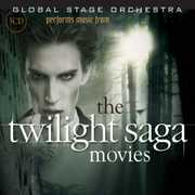 Global Stage Orchestra : Performs Music from the Twilight Saga Movies [Import]