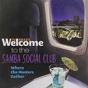 Welcome to the Samba Social Club /  Various [Import] , Various Artists