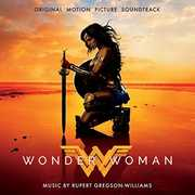 Wonder Woman (Original Motion Picture Soundtrack) [Import] , Rupert Gregson-Williams