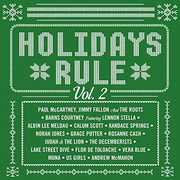 Holidays Rule Volume 2 (Various Artists) , Various Artists