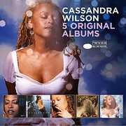 5 Original Albums by Cassandra Wilson , Cassandra Wilson