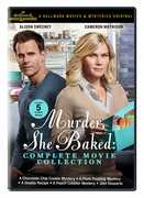 Murder, She Baked: Complete Movie Collection , Alison Sweeney