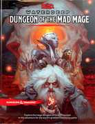 D&D Waterdeep Dungeon of the Mad Mage (Dungeons & Dragons, D&D)