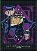 JoJo's Bizarre Adventure Set 4: Diamond Is Unbreakable Part 1 , Various