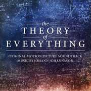 The Theory of Everything (Original Soundtrack) , Johann Johannsson