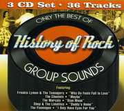 Only The Best Of History Of Rock Group Sounds