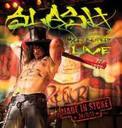 Made In Stoke 24/ 7/ 11 [Deluxe Edition] [2CD/ 1DVD] [Digipak] , Slash