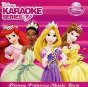 Disney's Karaoke Series: Disney Princess Music Box , Various Artists