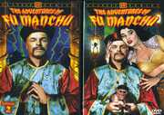 Adventures of Fu Manchu: Volume 1 and 2 , Clark Howat