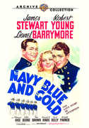 Navy Blue and Gold , Robert Young
