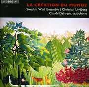 Le Creation Du Monde , Christian Lindberg