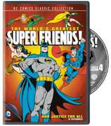 World's Greatest SuperFriends: The Complete Season Four: And Justice for All , Casey Kasem