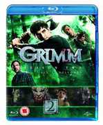 Grimm-Complete Series 2 [Import]