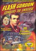 Flash Gordon Conquers the Universe , Frank Shannon