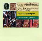 Folk Music of Bulgaria /  Various , Various Artists