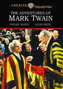 The Adventures of Mark Twain , Fredric March