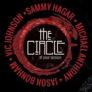 At Your Service (Live 2 CD Set) , Sammy Hagar & the Circle