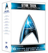Star Trek: The Original Motion Picture Collection , Leonard Nimoy