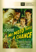 Mr. Moto Takes A Chance , Peter Lorre