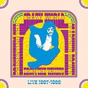 The Crazy World Of Arthur Brown Live 1967 - 1968 , Arthur Brown