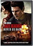 Jack Reacher: Never Go Back , Tom Cruise